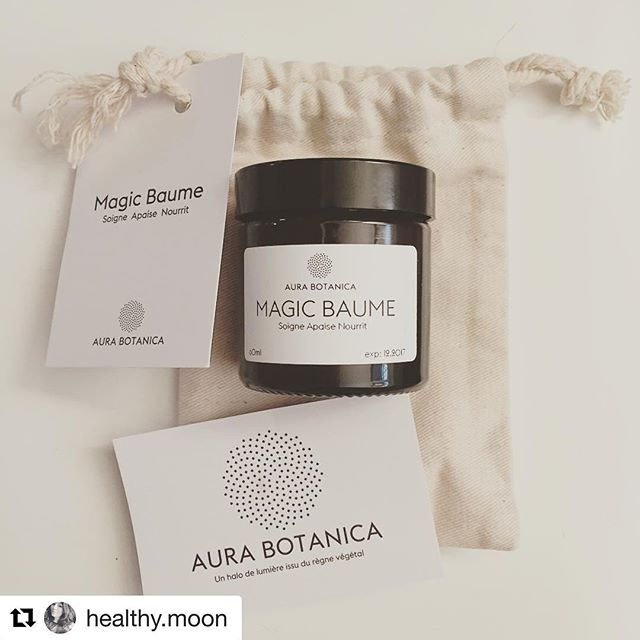 Thanks @healthymoon for the image 💗our MAGIC BAUME look beautiful !