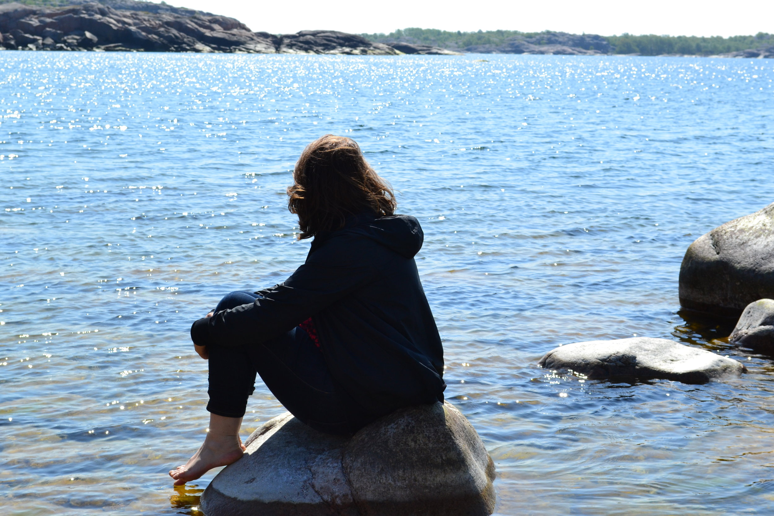 Visiting artist at The Åland Archipelago Guest Artist Residence, May 2018