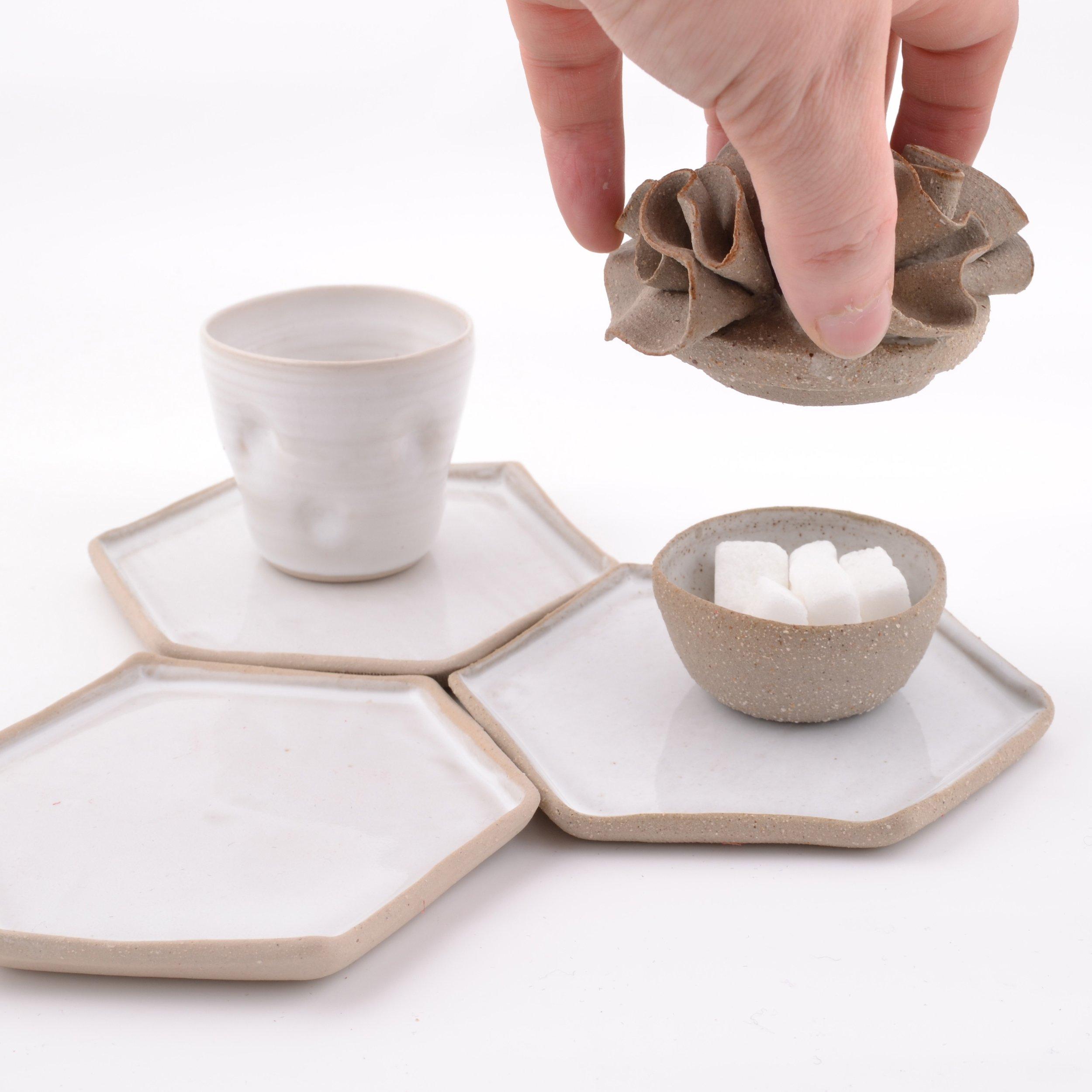 Espresso cups specially made for Finnova shop