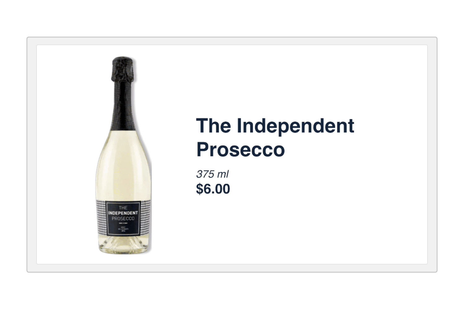 _BevTv Ad - The Independent Prosecco.png