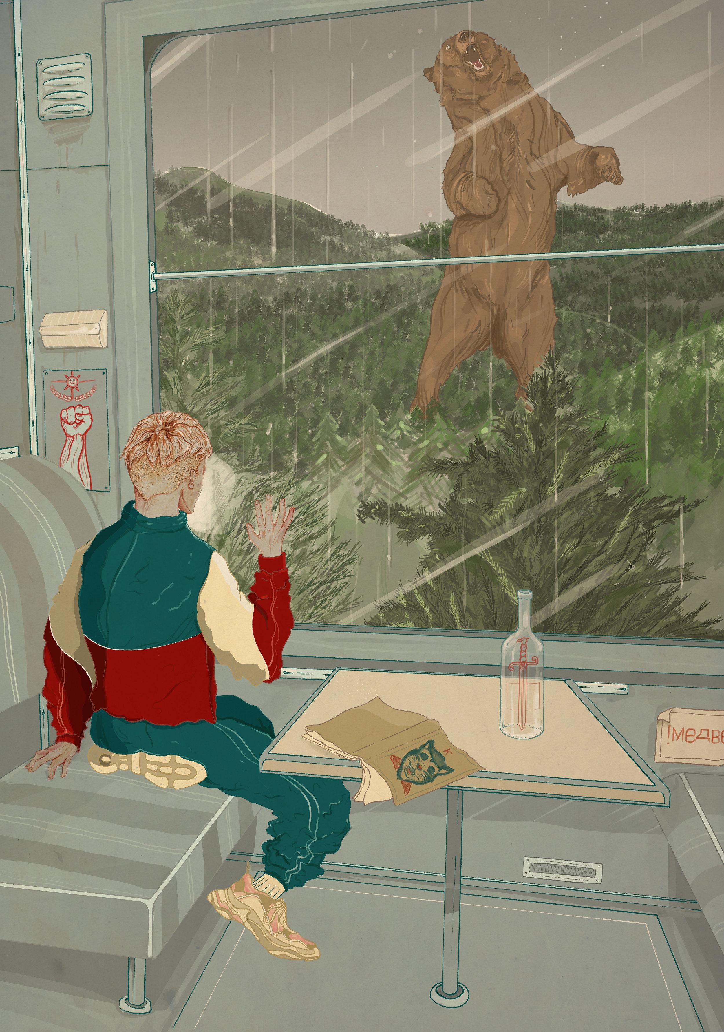 Midnight Train to Belarus