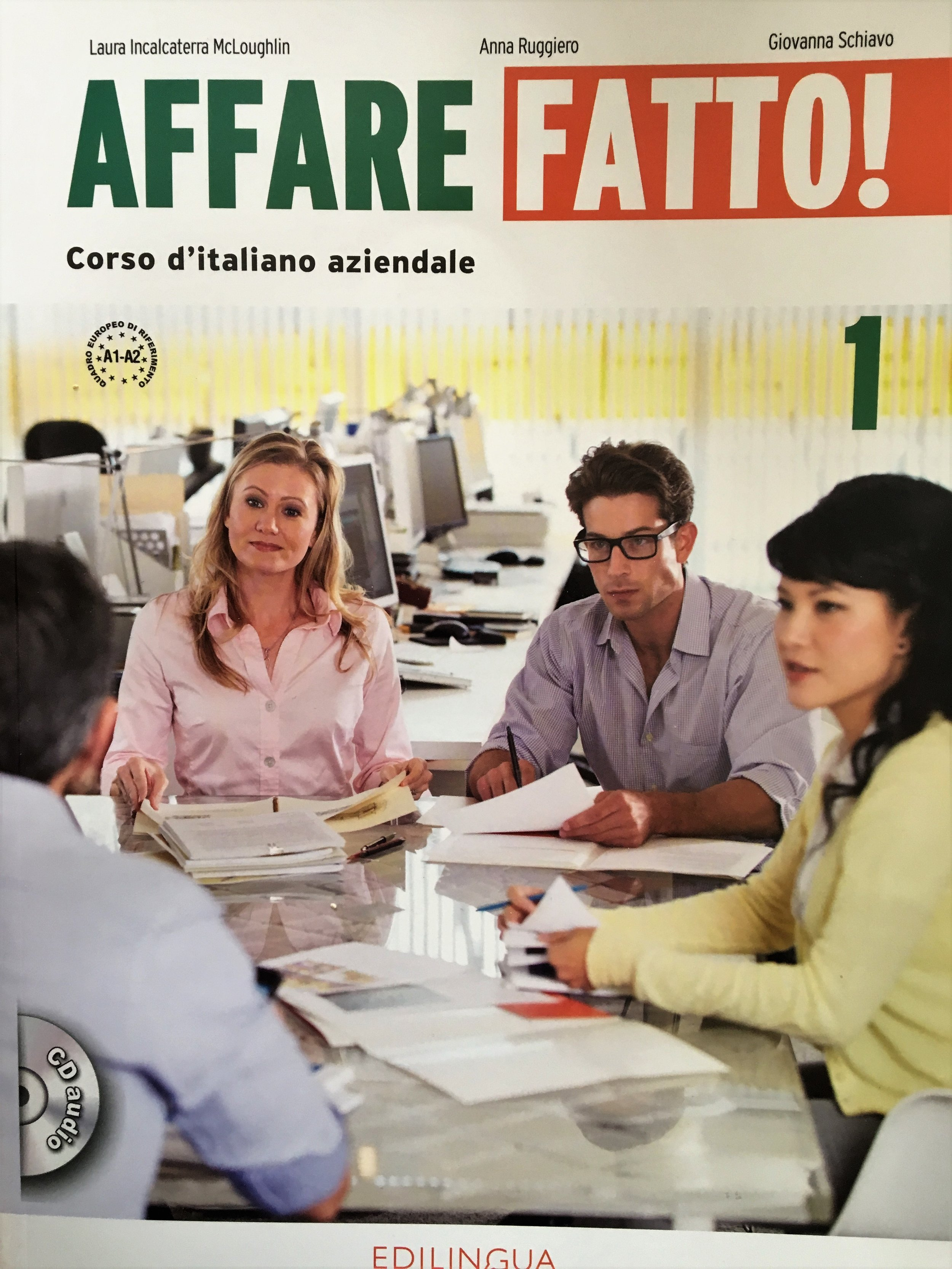 LEVEL A1/A2 - ITALIAN FOR BUSINESS