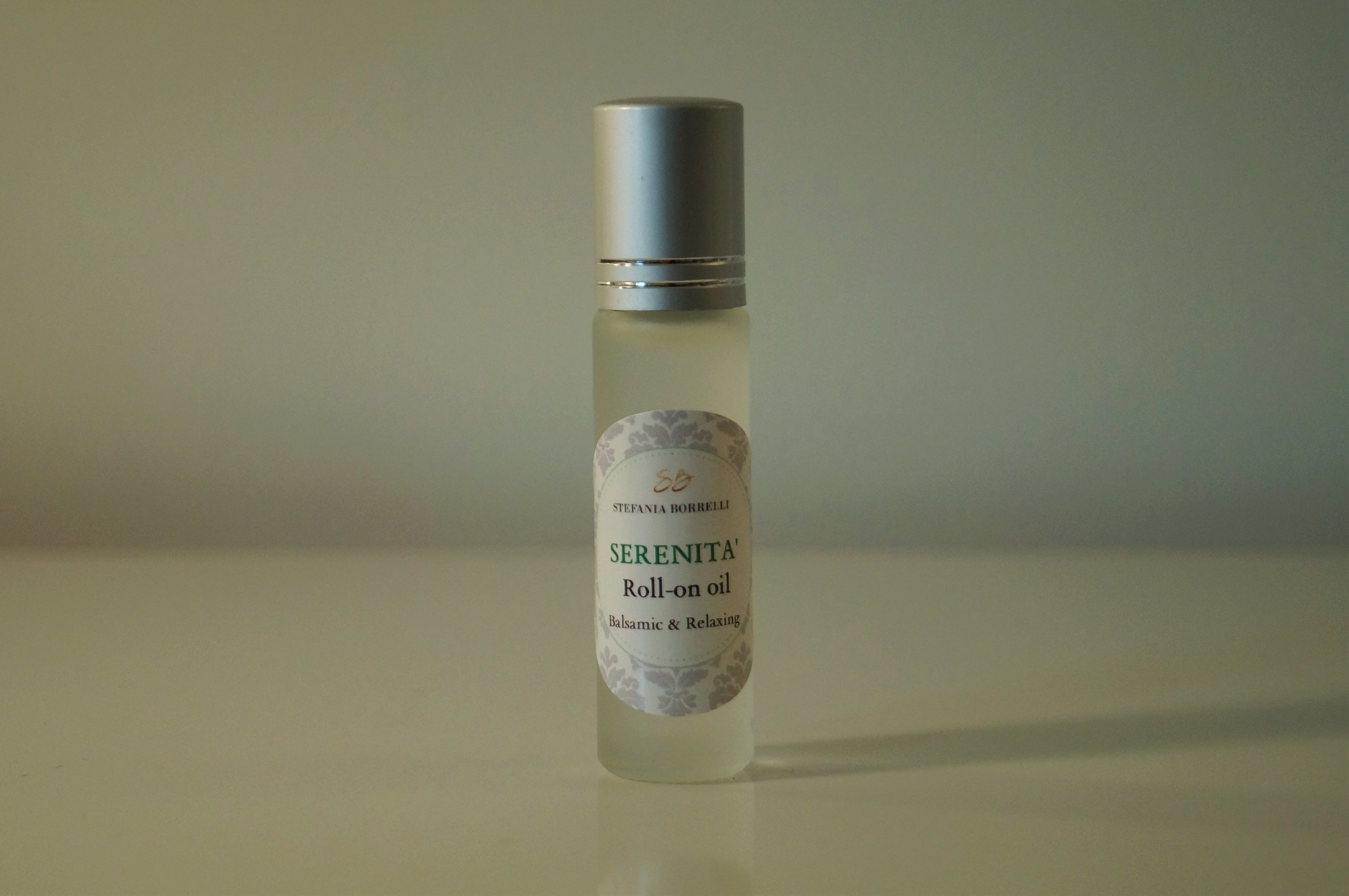 SERENITA' ROLL-ON OIL
