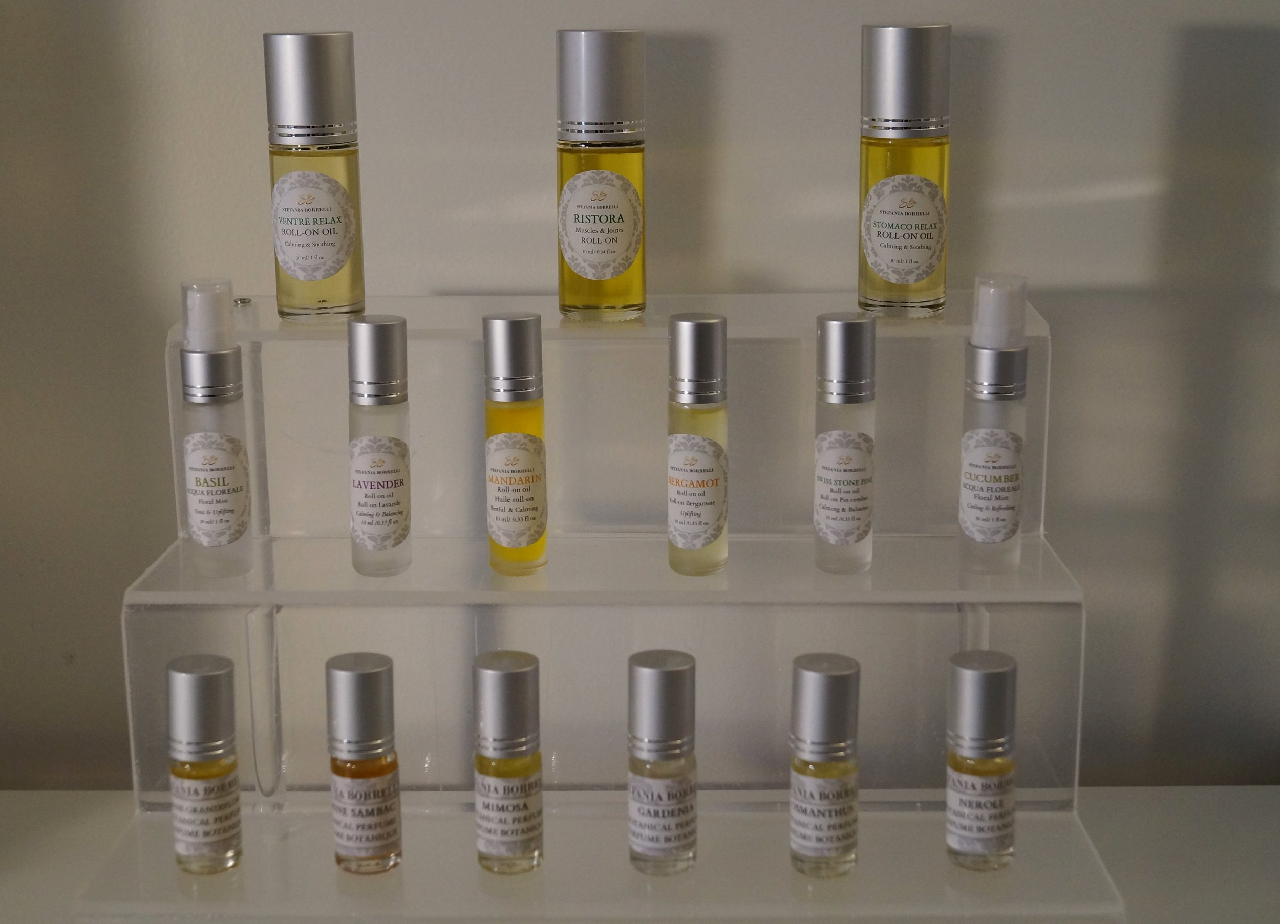ITALIAN COSMETIC PRODUCT COLLECTION -