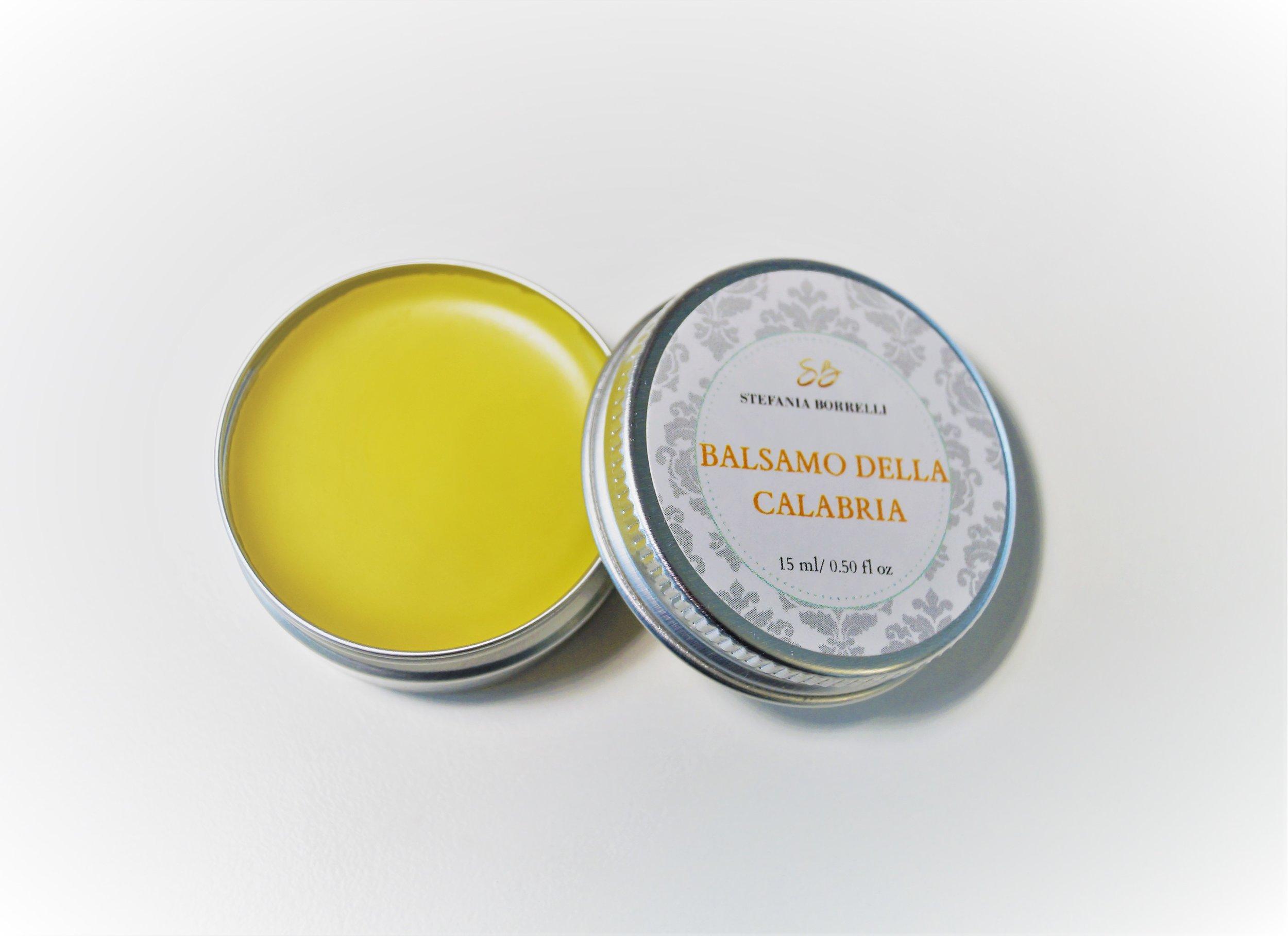 With: Bergamot, Citron (Calabrian Cedro)