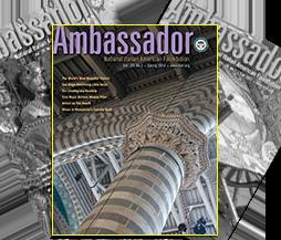 Incanto a Positano - FEATURED IN AMBASSADOR MAGAZINE BY NIAF(NATIONAL ITALIAN AMERICAN FOUNDATION).
