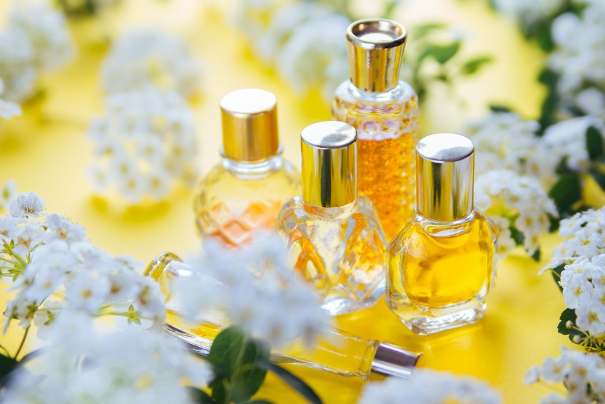 NATURAL PERFUMERY WORKSHOP -