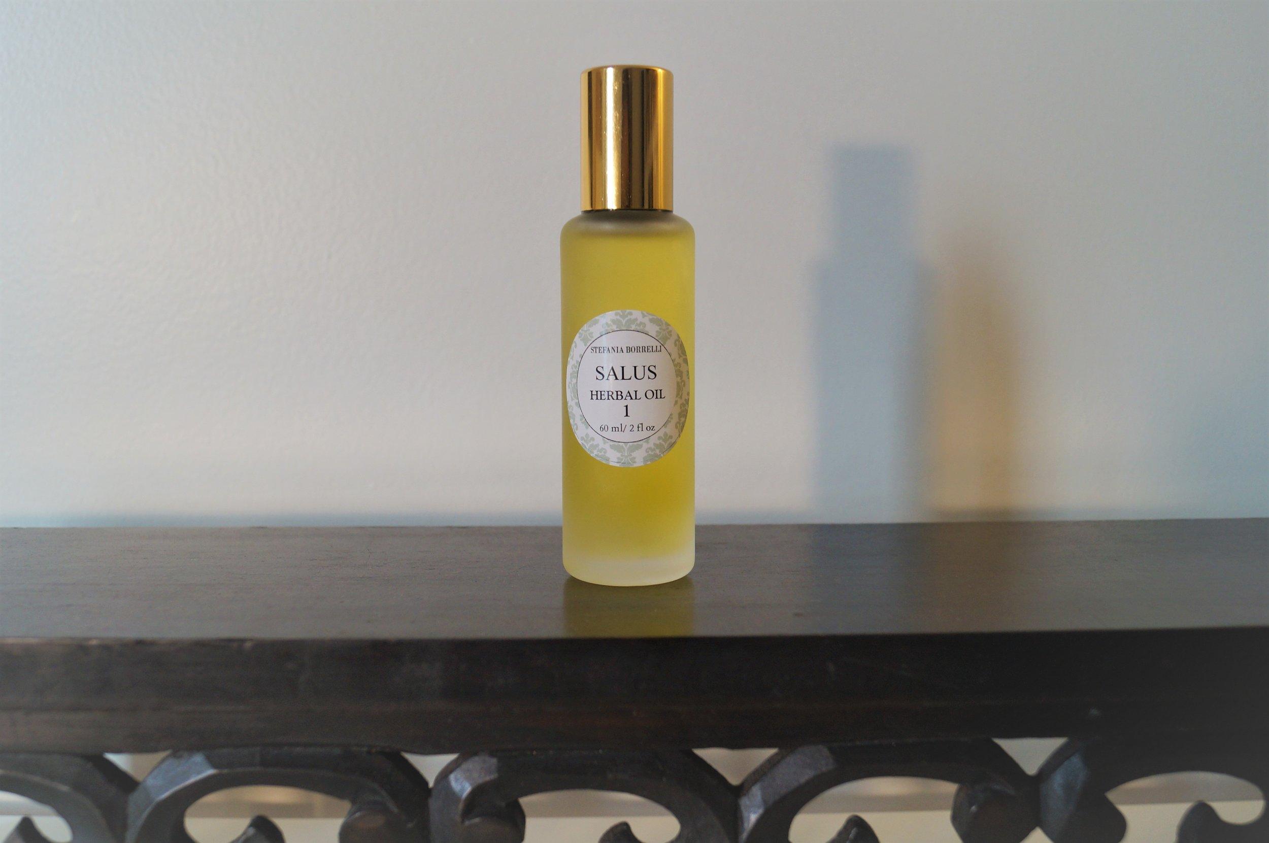 SALUS - Herbal Oil 3