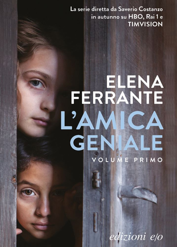 L'AMICA GENIALE di Elena Ferrante - ENGLISH VERSION: My Brilliant FriendA modern masterpiece from one of Italy's most acclaimed authors, My Brilliant Friend is a rich, intense, and generous-hearted story about two friends, Elena and Lila. Ferrante's inimitable style lends itself perfectly to a meticulous portrait of these two women that is also the story of a nation and a touching meditation on the nature of friendship.The story begins in the 1950s, in a poor but vibrant neighborhood on the outskirts of Naples. Growing up on these tough streets the two girls learn to rely on each other ahead of anyone or anything else. As they grow, as their paths repeatedly diverge and converge, Elena and Lila remain best friends whose respective destinies are reflected and refracted in the other. They are likewise the embodiments of a nation undergoing momentous change. Through the lives of these two women, Ferrante tells the story of a neighborhood, a city, and a country as it is transformed in ways that, in turn, also transform the relationship between her protagonists, the unforgettable Elena and Lila.Italian version suggested for: Advanced Italian students.