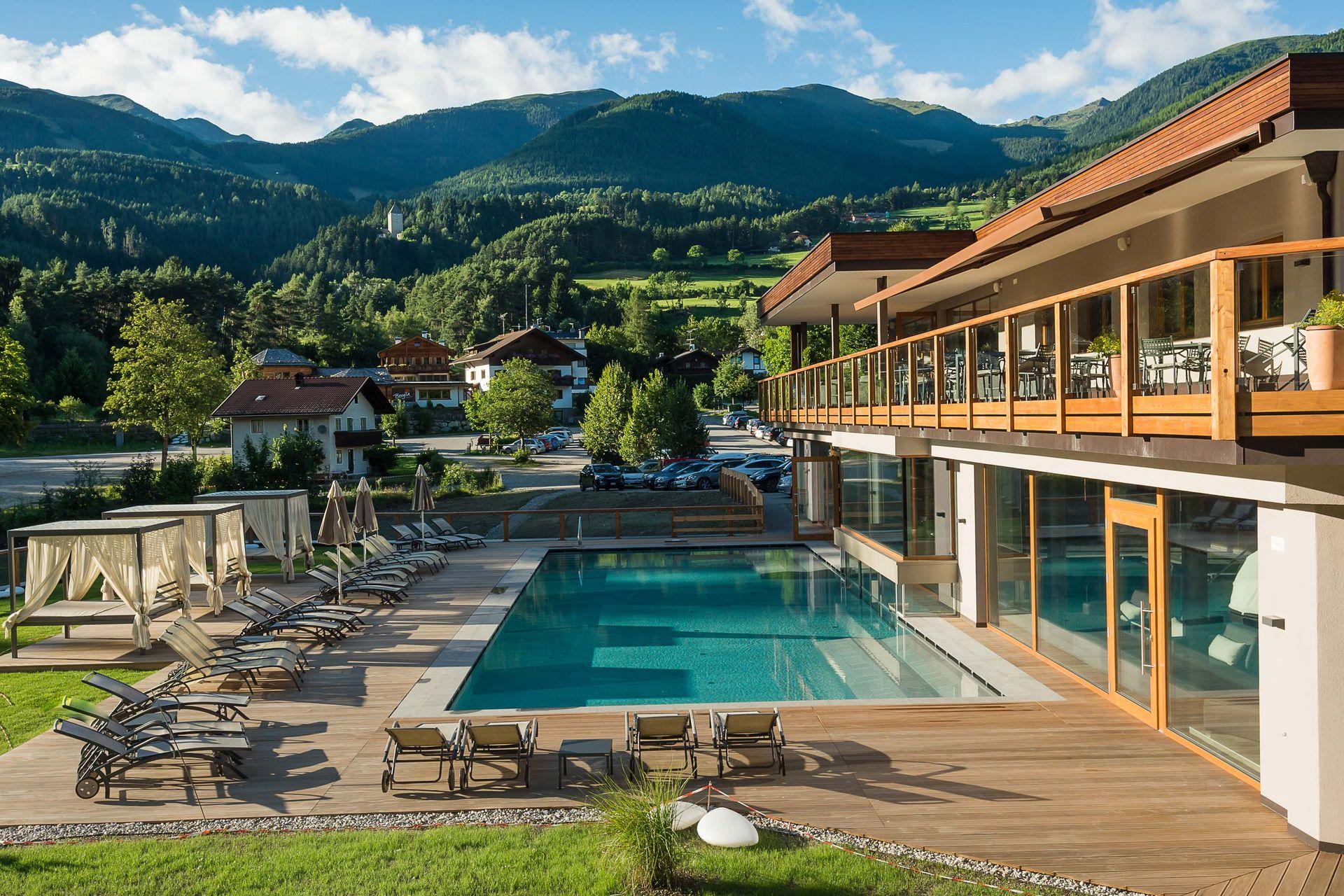 ALTO ADIGE -    GREEN LAKE HOTEL WEIHER    SPA RESORT