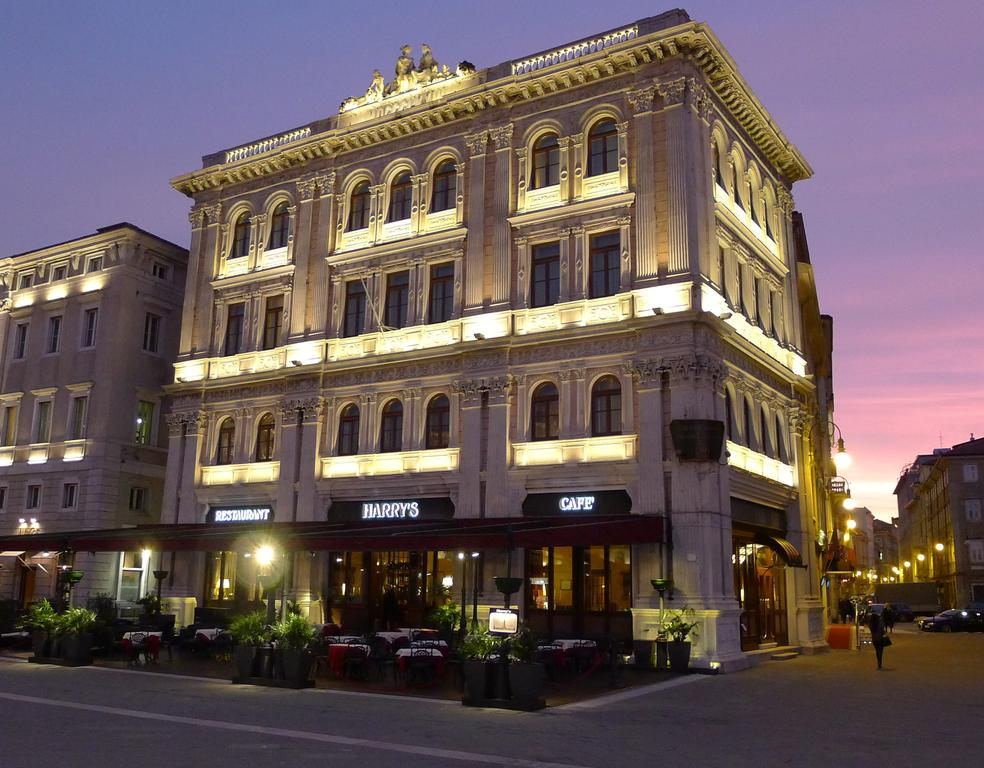 FRIULI VENEZIA GIULIA - GRAND HOTEL AI DUCHI D'AOSTA - HISTORIC HOTEL
