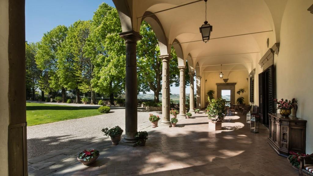 TOSCANA -    VILLA IL POGGIALE    HISTORIC HOUSE HOTEL