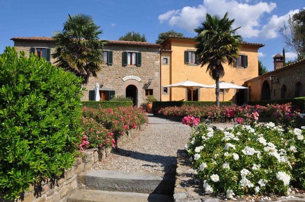 TOSCANA - BORGO IL MELONE    HISTORIC HOUSE HOTEL