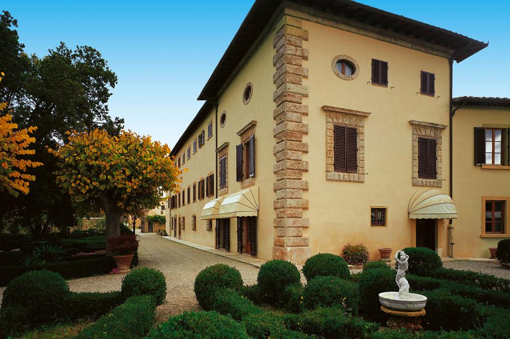 TOSCANA -    VILLA SAN LUCCHESE     HISTORIC HOUSE HOTEL