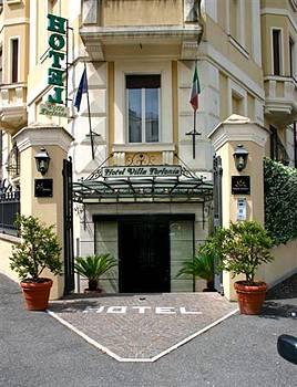 LAZIO - ROMA HOTEL    VILLA TORLONIA