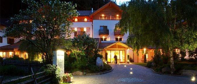 ALTO ADIGE -    BAD SCHORGAU     HOTEL SPA RESORT