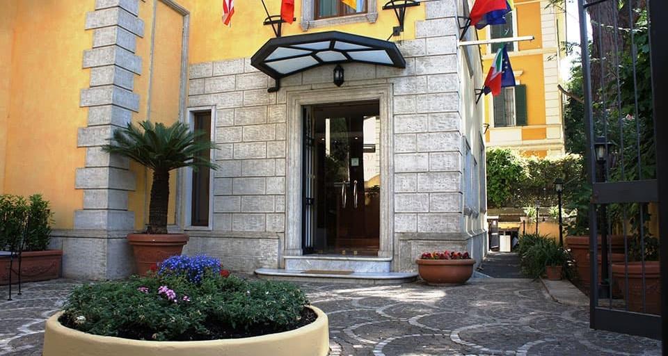 LAZIO - ROMA -    RELAIS HOTEL VILLA PATRIZI