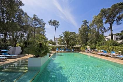 CAMPANIA - ISCHIA - HOTEL CENTRAL PARK