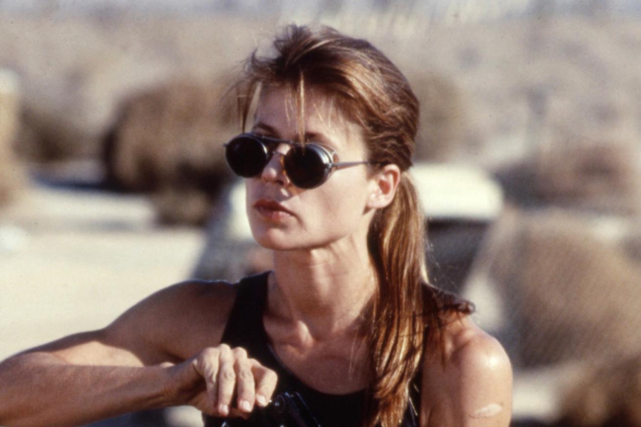 Linda Hamilton, Terminator 2