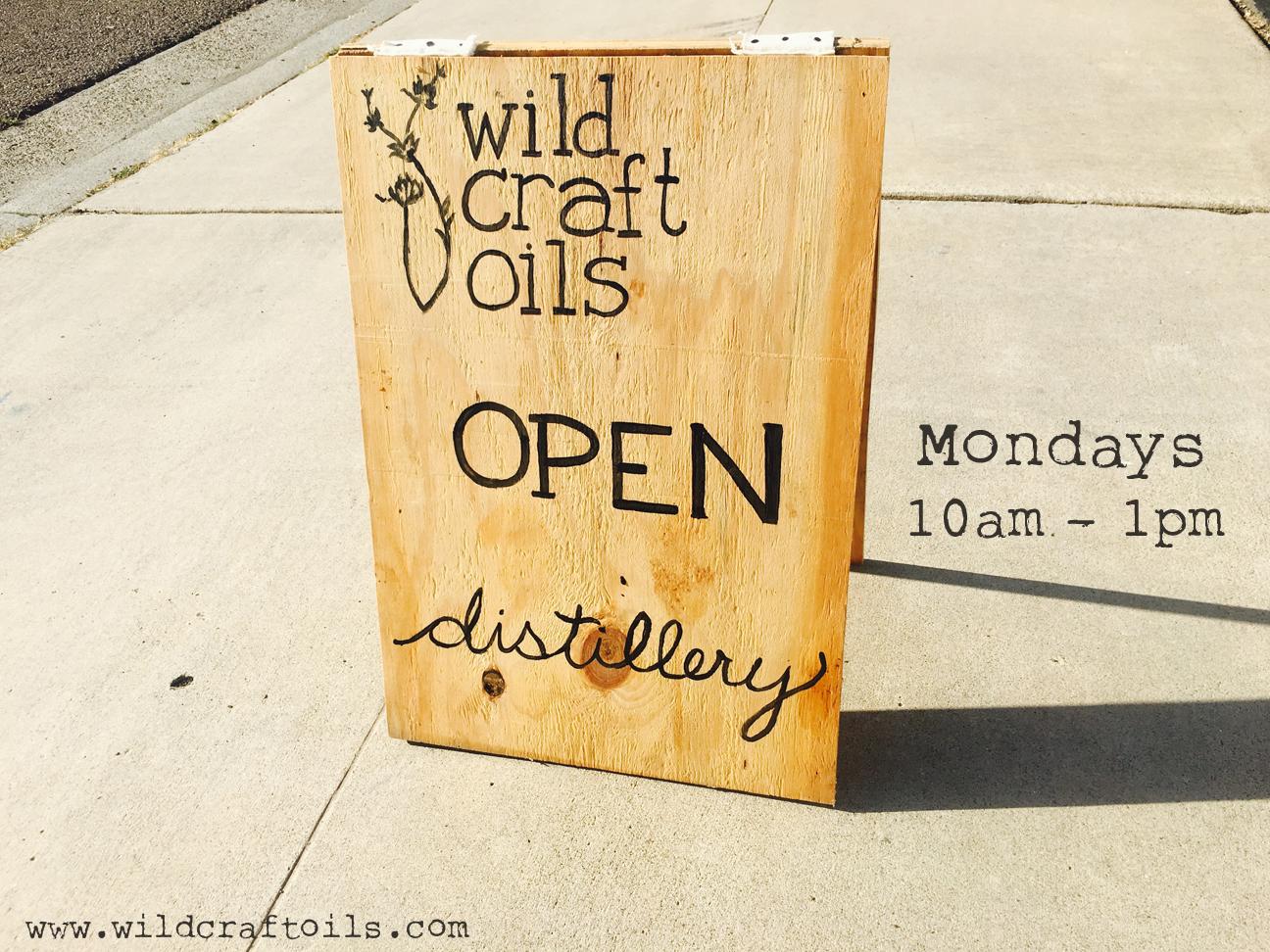 Wild Craft Oils | Micro distilled essential oils and hydrosols | Encinitas, Ca.