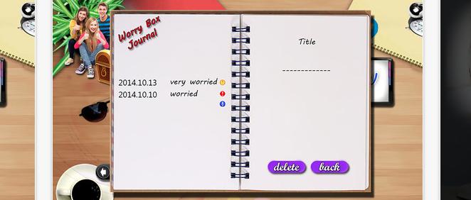 The Worry Box App 3