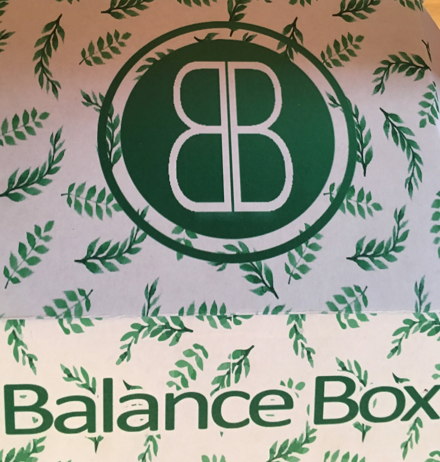 Balance Box   The Subscription Box for Healers and Helpers
