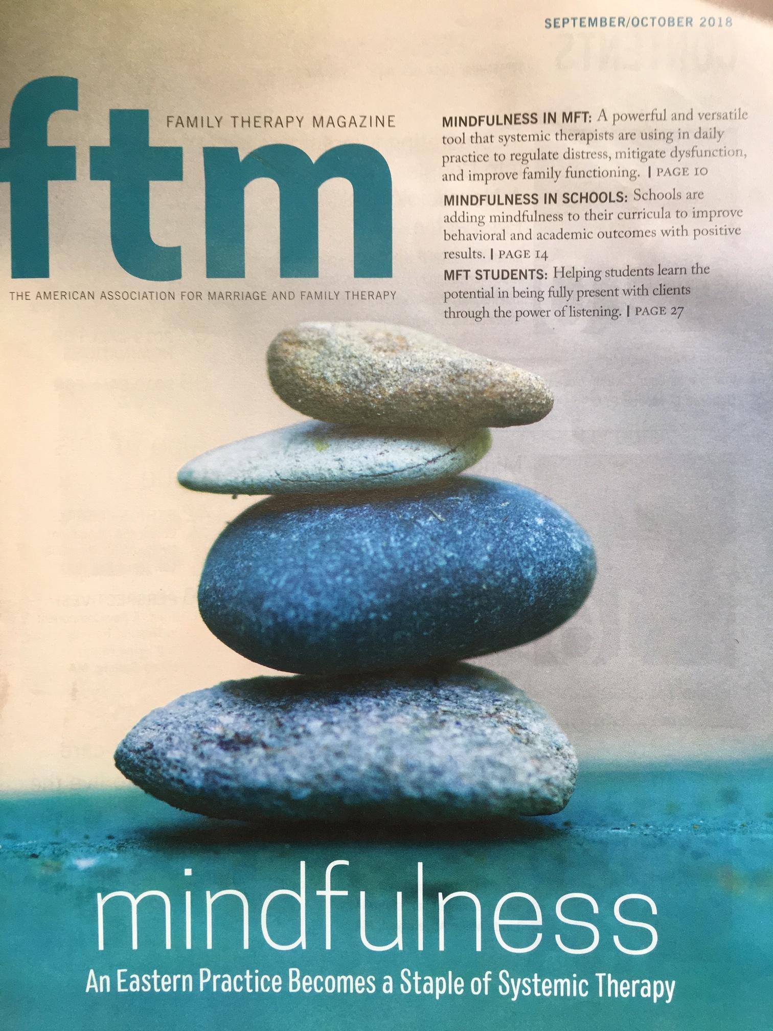 Family Therapy Magazine