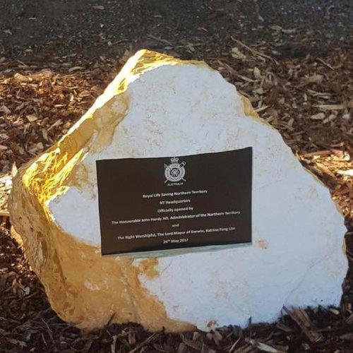 Natural Rock Memorial