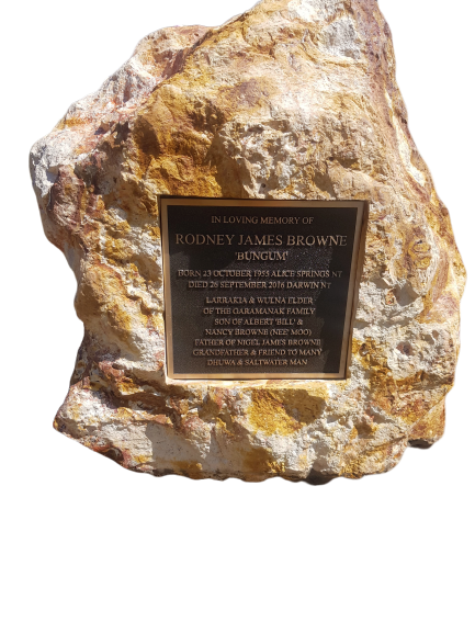 Bronze Plaques - Our memorial plaques are available in a wide range of colours, sizes and shapes. They are made from durable cast bronze, and can be secured on granite in cemeteries or lawns spikes for gardens.As a guide, allow approximately 8 weeks for a bronze plaque to be manufactured
