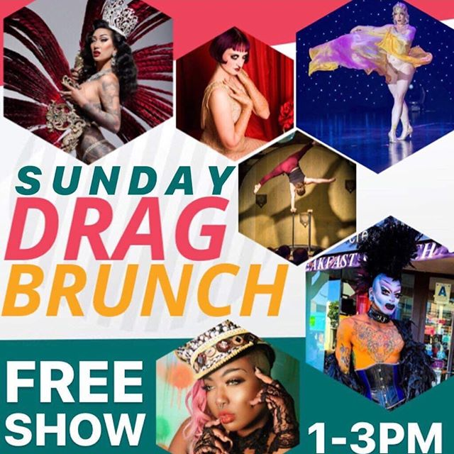 BRUNCH BRUNCH BRUNCH! I'm bringing back something ollllllld and singing something new at @jolenessf THIS SUNDAY. Make your reservations - show is 1-3 pm and FREE (but bring those dollars cuz we love it when you tip)! #doriandietrich #burlesque #jolenessf #brunch #drag #showgirl #singer #singandstrip #liveentertainment #sfbrunch #queeraf