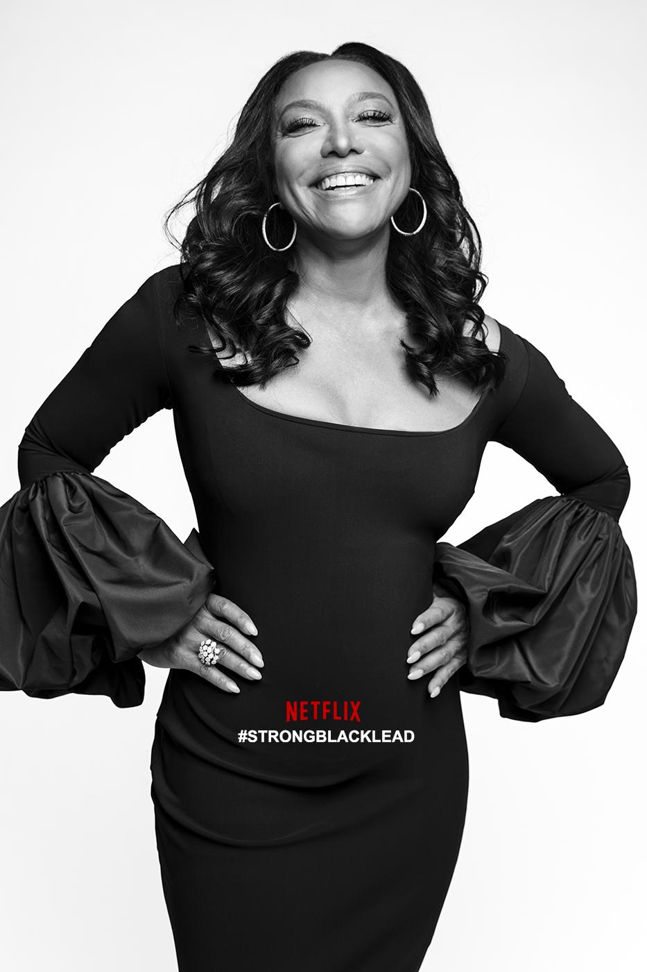 Lynn Whitfield- Netflix