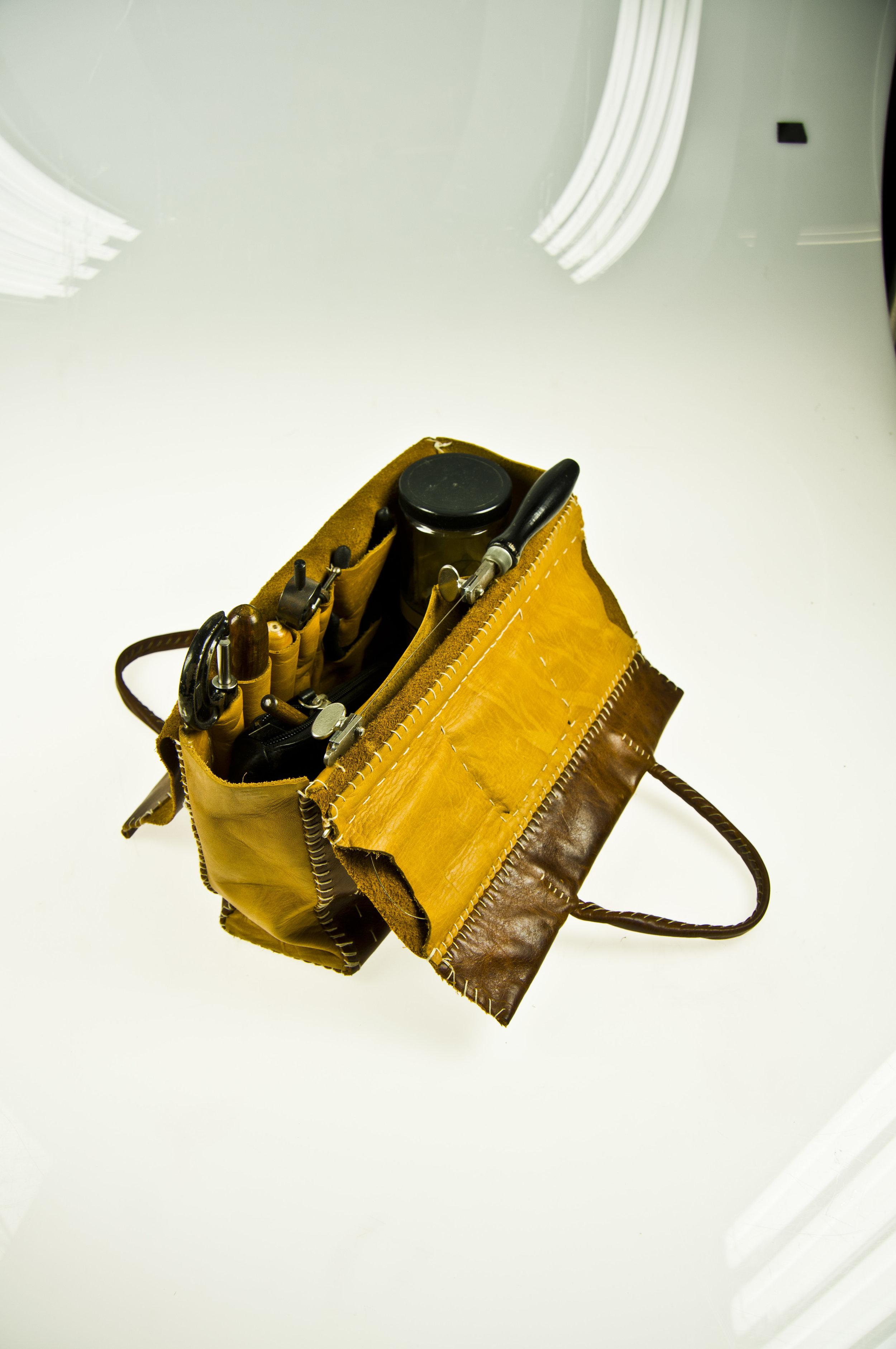 Jewelers tool bag.