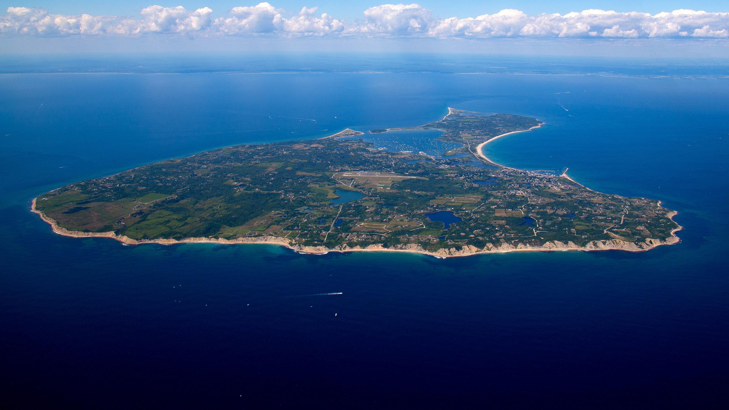 Heli to Block Island
