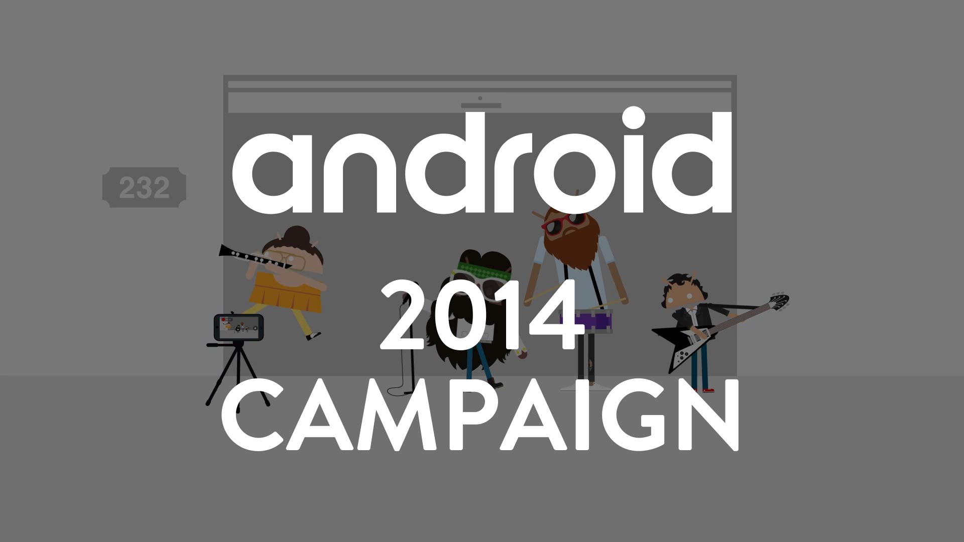 Android: Be Together. Not the Same (series)