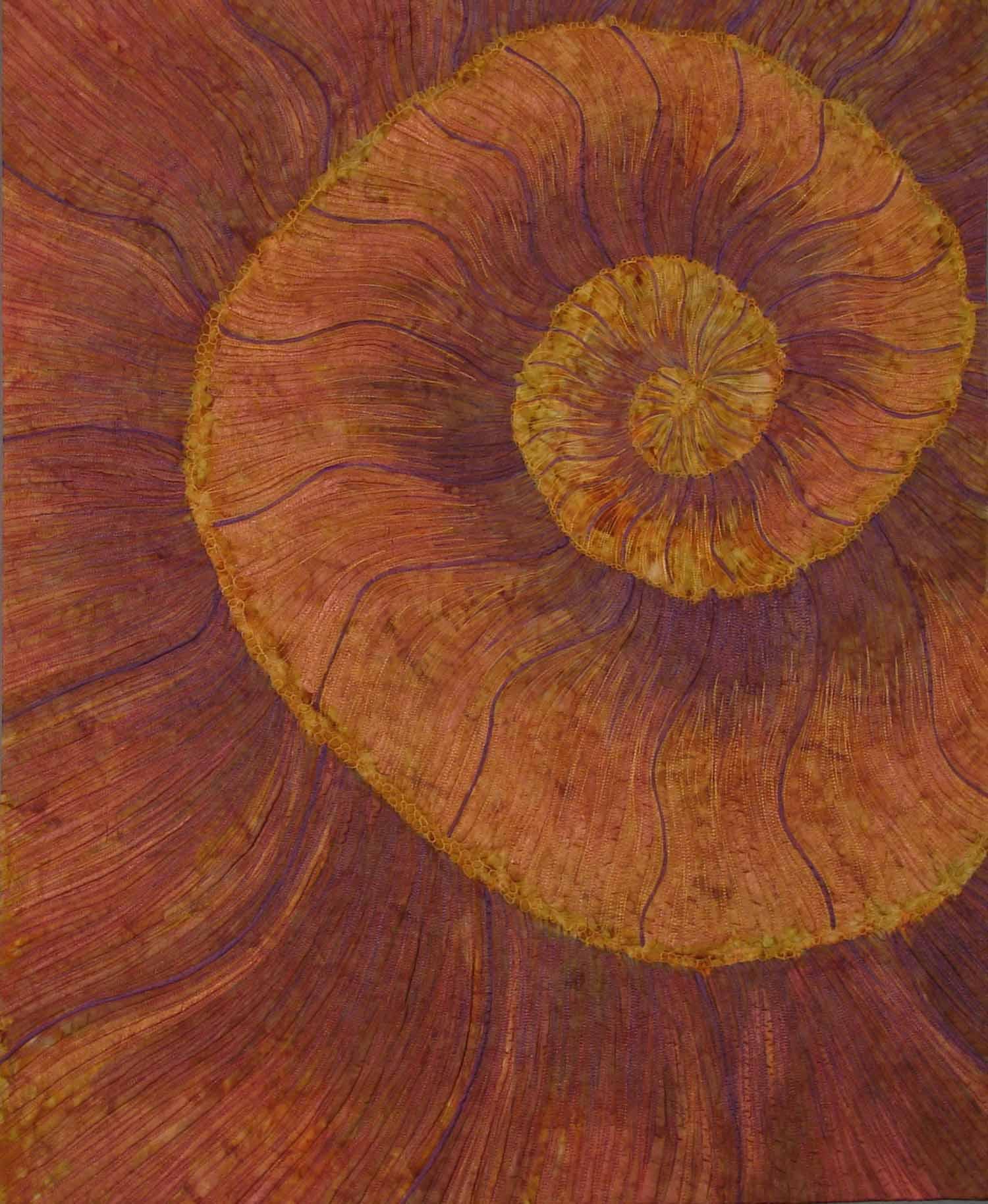 Fibonacci's Flame