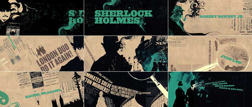 Sherlock Holmes early concept