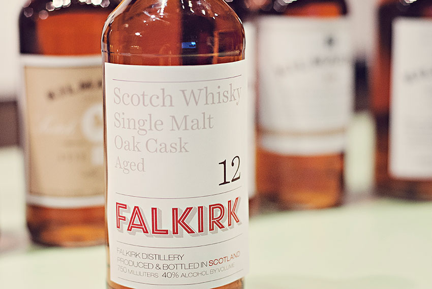 Whisky Type Workshop with Michael Stinson