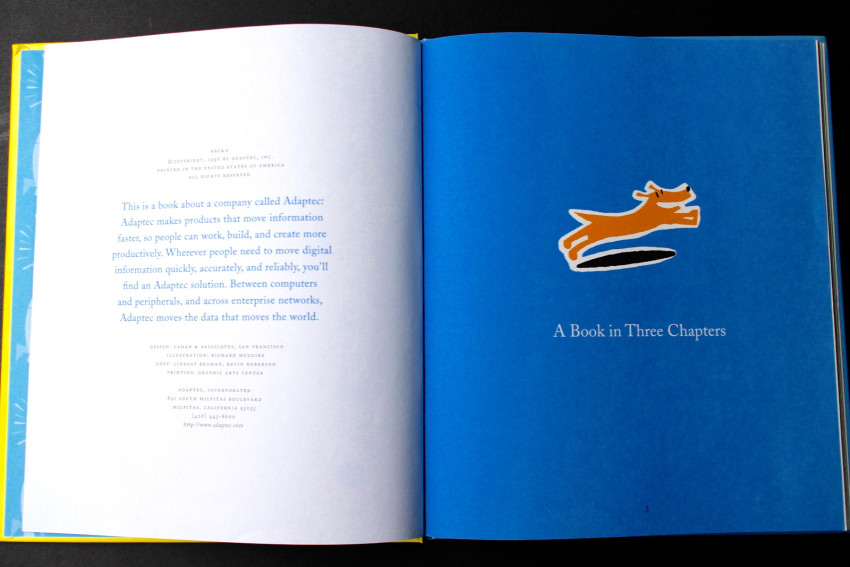 The introductory page.