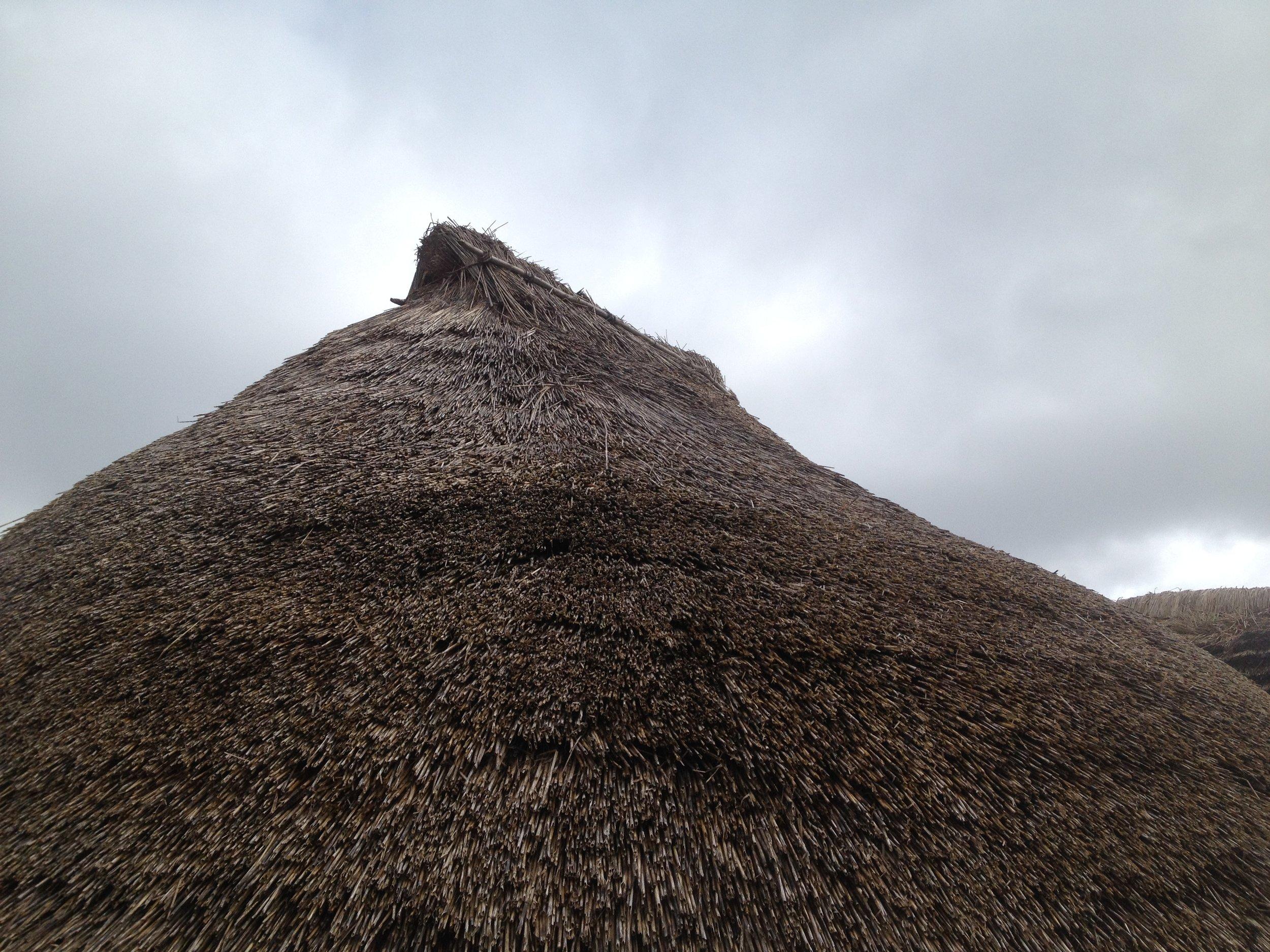 Stonehenge Hut