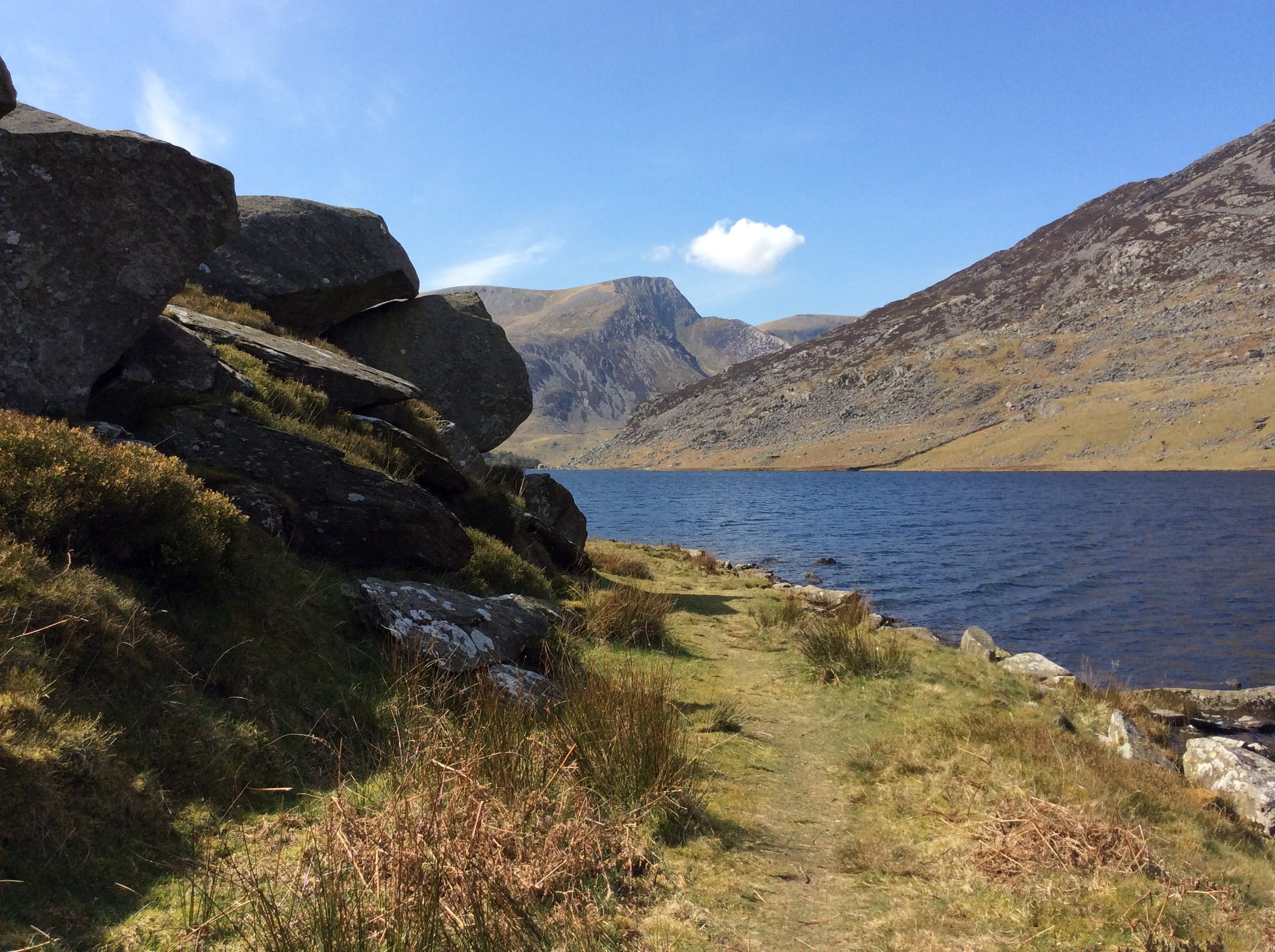 A Welsh Lake