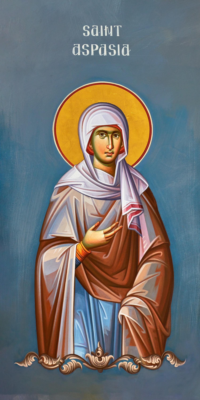 St Aspasia