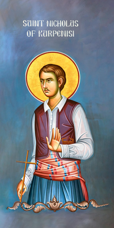 St Nicholas of Karpenisi