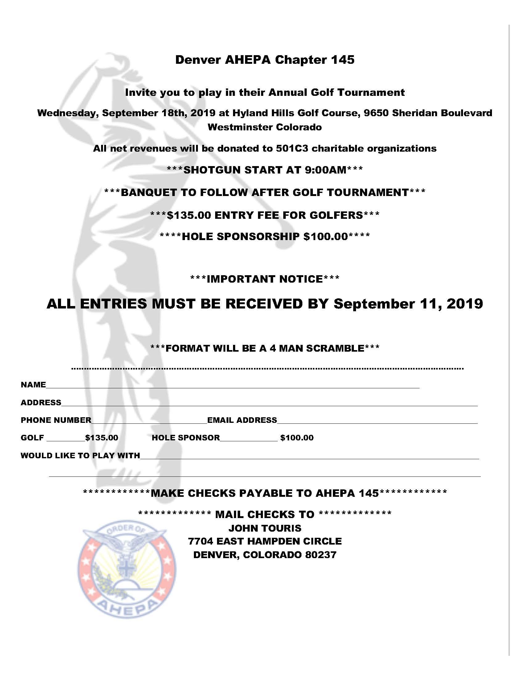 Ahepa 145 golf tournament 091819.jpg