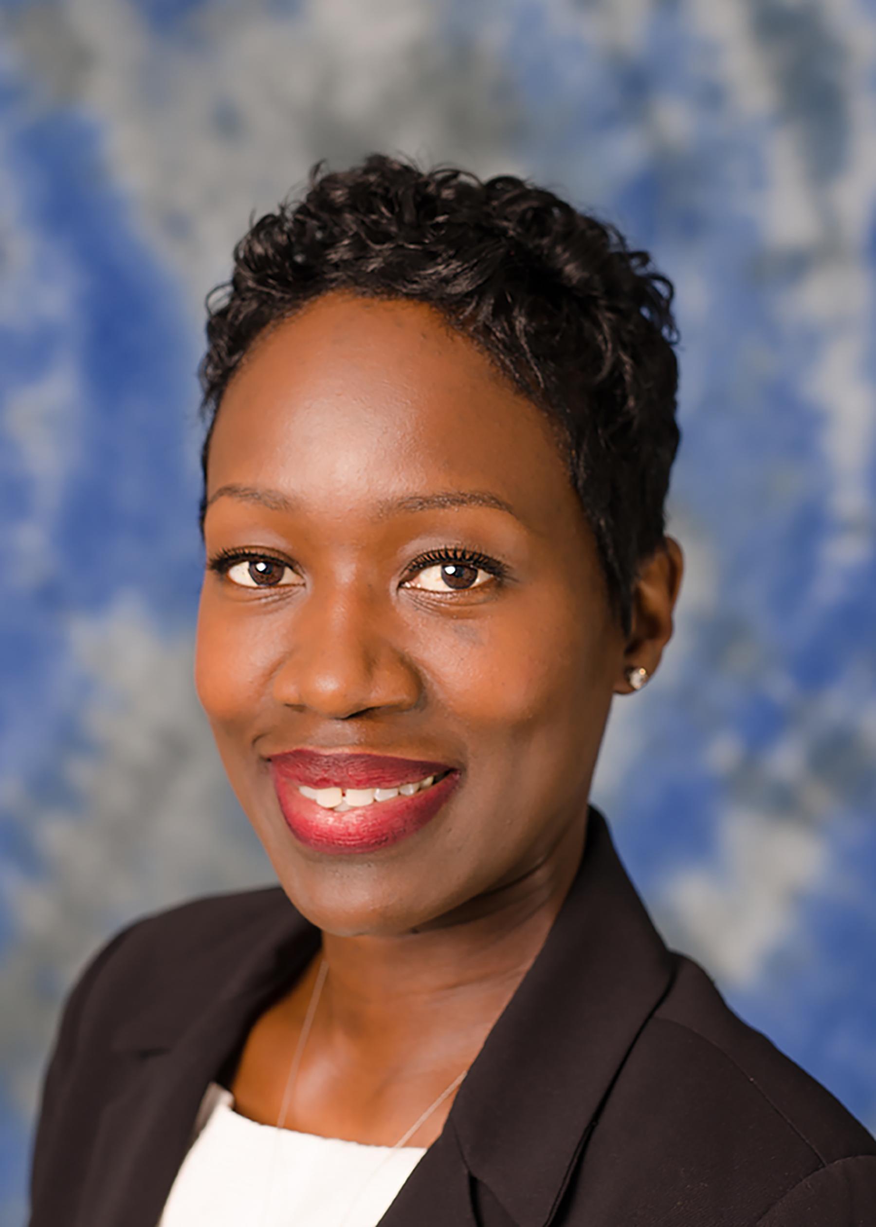 Atlanta GA female executive headshot