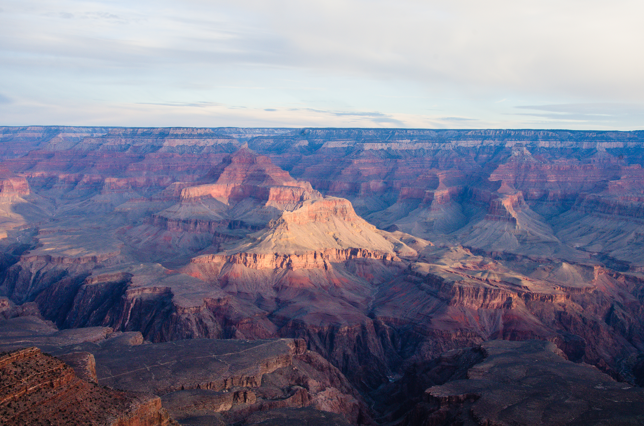 Grand Canyon South Rim Dawn - Cottrell & Co. - _CGC3397.png
