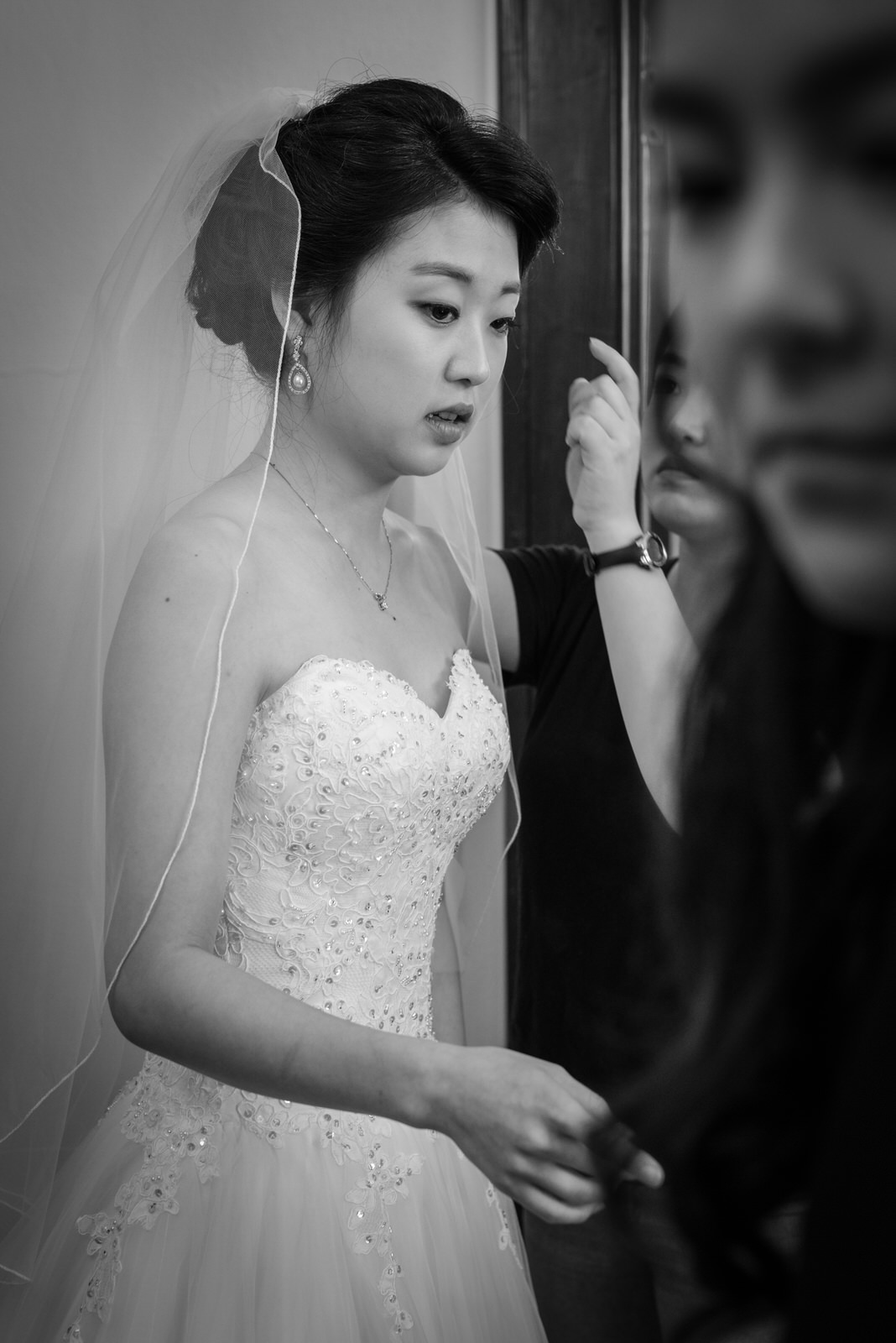 Atlanta , GA Bride Getting Ready Photos