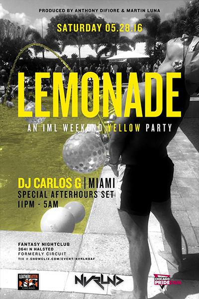 Lemonade: IML Afterhours
