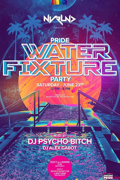 Pride Water Fixture Party