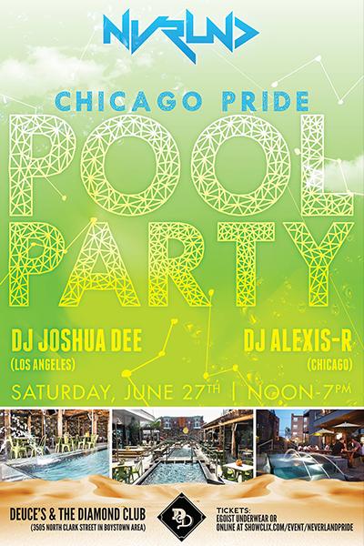 Pride Pool Party