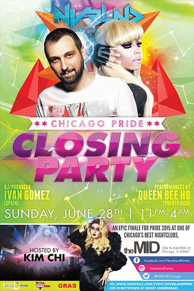 Pride Closing Party